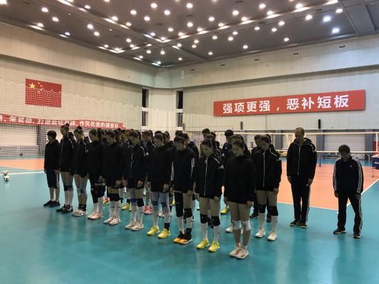 在悲伤中凝聚力量在哀思中勇毅前行——国家队运动员教练员参加悼念活动