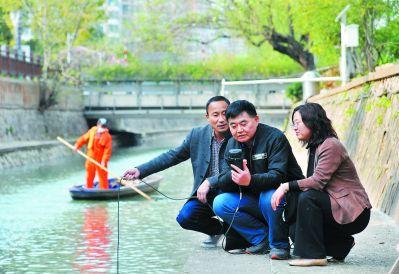 """南京鼓楼区聘请24位""""专家河长""""为水清岸绿护航"""