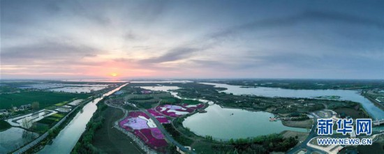 (春季美丽生态)(1)春和景明白马湖
