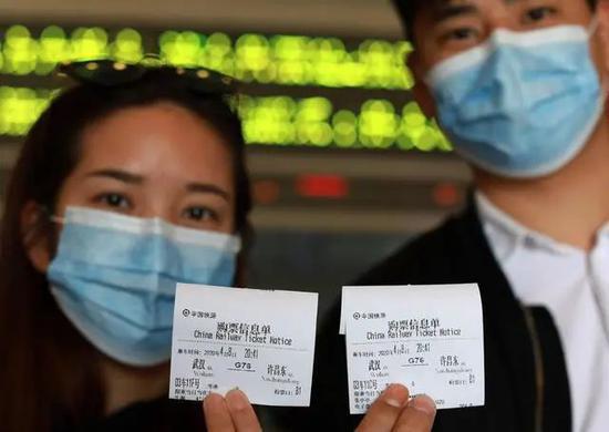武漢市の封鎖解除まもなく、高速鉄道列車230本の出発準備整う 湖北省