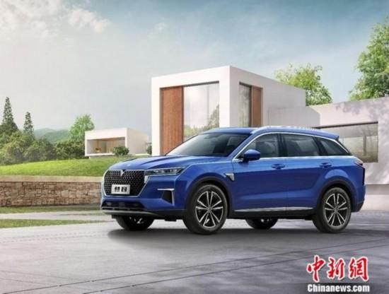 东风启辰新款SUV启辰星预售四月上市