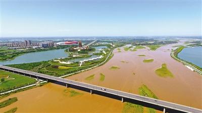 让黄河成为造福宁夏人民的幸福河