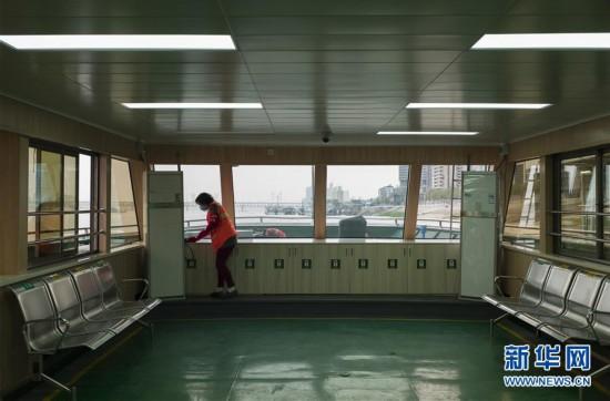 (聚焦疫情防控)(13)武汉:春暖花开 扬帆起航