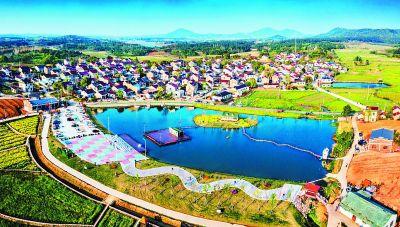 南京溧水:生态农业示范区美如画