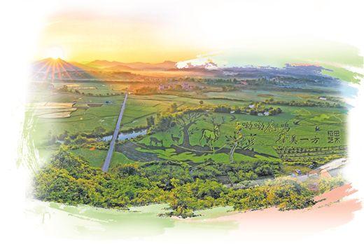 鹿寨:衔接南北旅游带 舞起三产龙头来