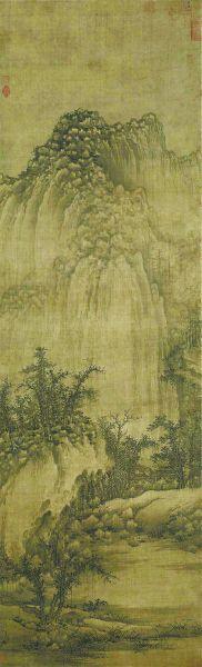 """中国书画史中""""谜一样""""的山水宗师巨然大揭秘"""