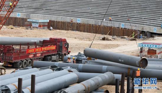 (体育)(3)海南三亚:有序推进亚沙会相关设施建设