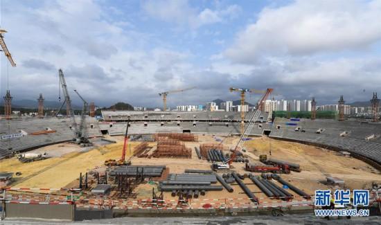 (体育)(1)海南三亚:有序推进亚沙会相关设施建设