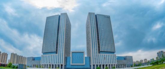 """图为扬州""""智谷""""。扬州经济技术开发区供图"""