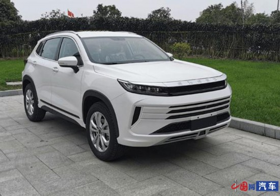 搭载1.5T发动机星途LX新车型申报图曝光