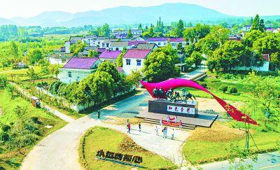 南京溧水:绿水青山间 红色李巷走出振兴路