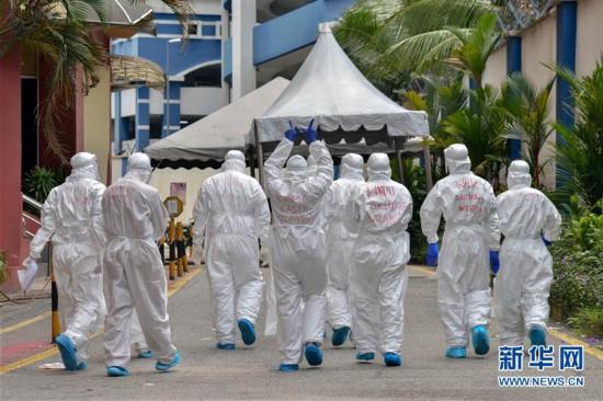 (国际疫情)(1)马来西亚:封楼检测