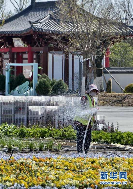 (社会)(3)北京世园会园区景观恢复工作启动