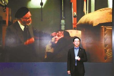 尹鸿:我们爱看灾难片 是因为想超越对灾难的恐惧