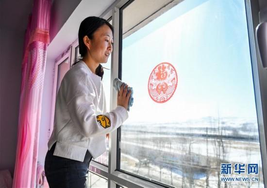 """(新华全媒头条・图文互动)(7)内蒙古贫困旗县全部""""摘帽"""""""
