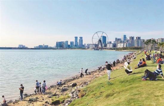 128米摩天轮将成海立方游戏官网新地标