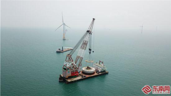 世界首个!莆田平海湾海上风电又有最新进展