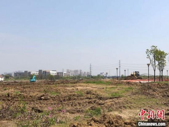 無錫一公園建成不滿兩年被夷為平地?官方回應