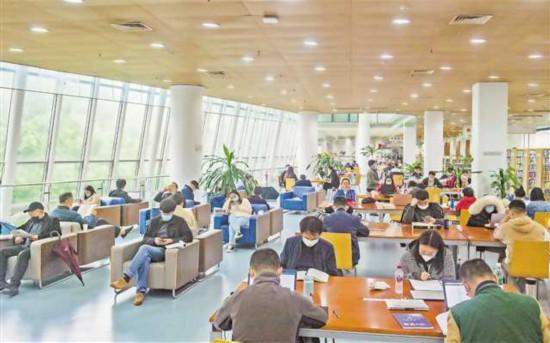 重庆阅读现状调查告诉你重庆市民阅读的变化