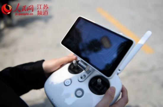 南京雨花台区利用无人机发现59个环境问题