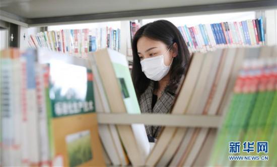 #(社会)(1)江苏海安:乐享周末阅读好时光