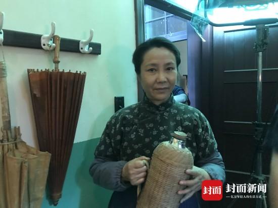 《邓小平小道》正在江西南昌片场热拍  北京人艺演员唐萍扮演邓朴方保姆