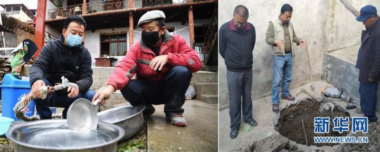 """(脱贫攻坚·图片故事)(7)扶贫相册——藏族村寨的脱贫""""贴心人"""""""