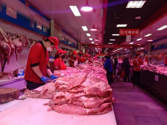 猪肉价格开始进入下行通道  至少到6月份猪肉价格将继续稳中有降