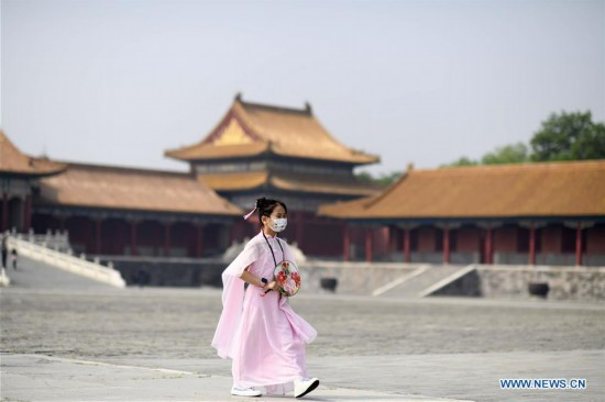 China's Palace Museum partially reopens from May 1