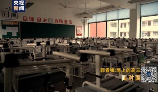 """纪实:武汉一名高三老师这样带领学生""""冲刺"""""""