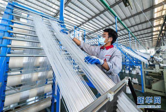 (聚焦复工复产)(4)河北鸡泽:企业复工复产赶订单