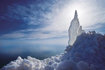 青湖之好,是民富天蓝景更美的和谐篇章