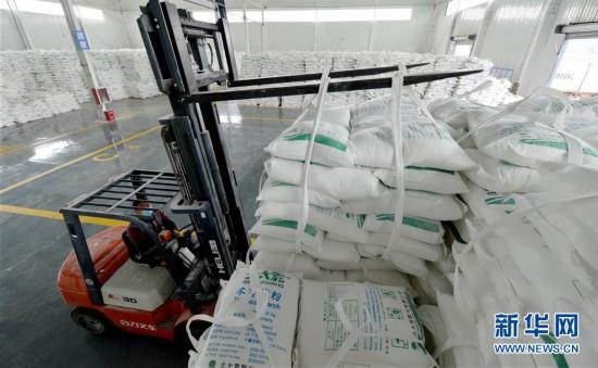 (聚焦复工复产)(1)河北邯郸:畅通物流通道 助力企业复工复产