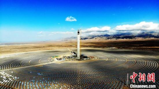 一季度青海清洁能源发电量占比74.5%较上年同期提高