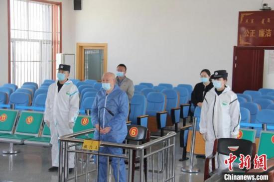 贪污1.23亿中核集团208大队原大队长刘正林被判无期