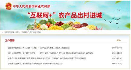 """农业农村部携手拼多多等电商平台打造100个示范县,解决农产品""""卖难""""547.png"""