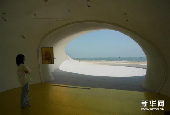 (文化)(3)探访秦皇岛沙丘美术馆
