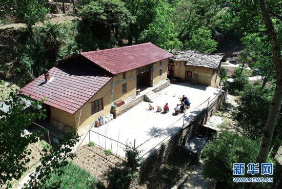 (社会)(1)陕西:危房改造 让群众过上安居生活