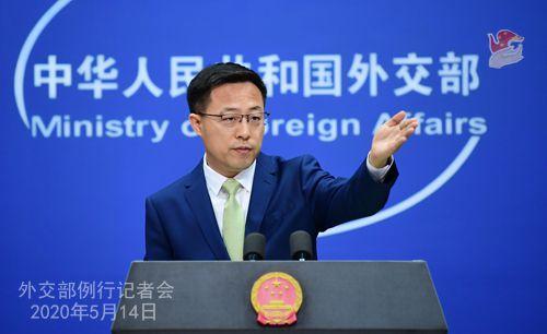 """外交部再驳美""""甩锅""""言论:谎言重复千遍还是谎言"""