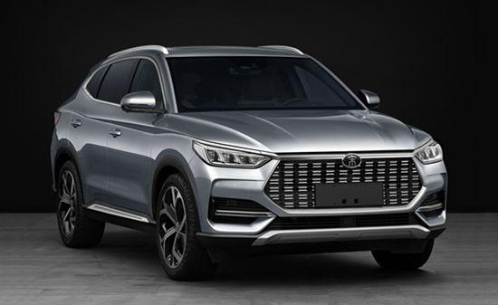 比亚迪旗下全新SUV申报图曝光 将成为宋车系新成员