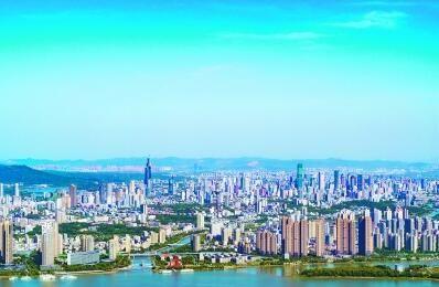 今年以来南京PM2.5均值明显改善位列全省第一