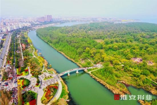 江苏金湖:以生命之水绘就湖城生态底色