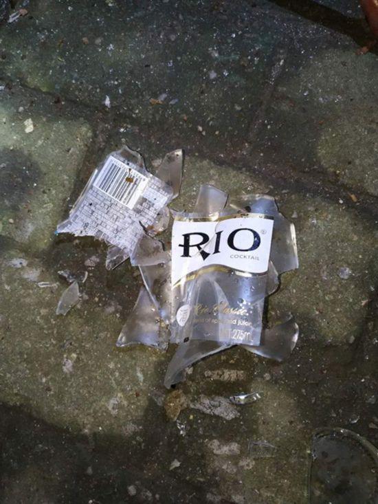 高空抛物!武汉一男子24楼丢酒瓶被采取刑事强制措施