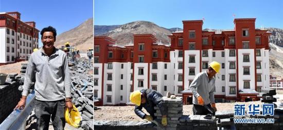 (脫貧攻堅·圖片故事)(8)藏東大地脫貧影像