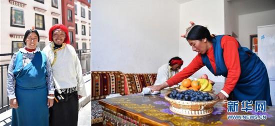 (脫貧攻堅·圖片故事)(10)藏東大地脫貧影像