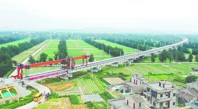 福平铁路线下工程进入收官阶段