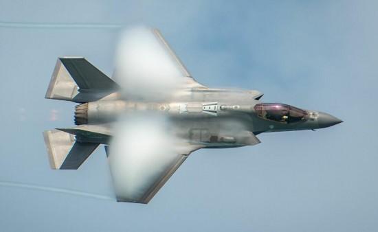 美軍F-35A戰機首次發生墜毀事故
