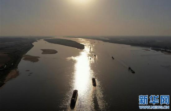 (聚焦复工复产)(4)江西湖口:水路航运忙