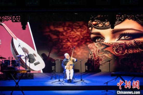 """方锦龙:做""""好玩""""的音乐传递中华文化独特魅力"""