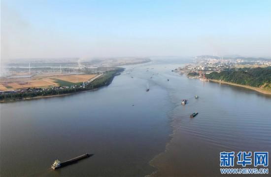 (聚焦复工复产)(2)江西湖口:水路航运忙